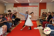 desfile_novio_novia_enlace_boda_Just Married Market
