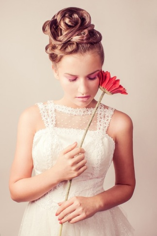 Vestido de novia - Alta Costura - Ernesto Terrón