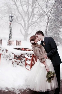 _fotografia_reportaje_bodas_invierno_nieve_ideas_originales_ Just Married Market