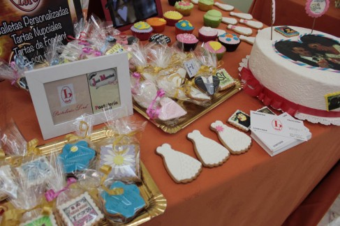 Pastelería Lord_tartas de boda_Just Married Market_Palencia_Feria de boda