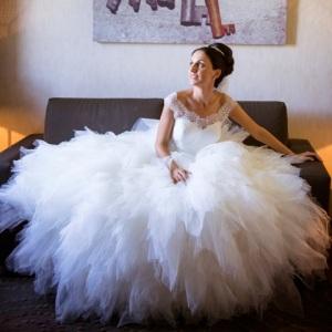 Vestido de novia a medida - Ernesto Terrón