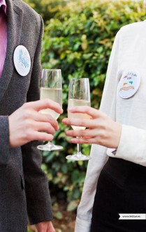 Chapas de boda