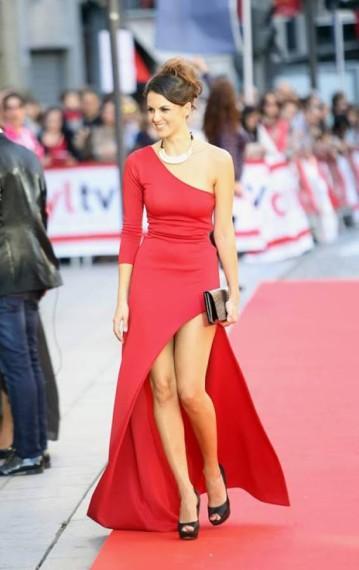 Irene de la Cuesta_ 59 Seminci alfombra roja_Melina Matthews