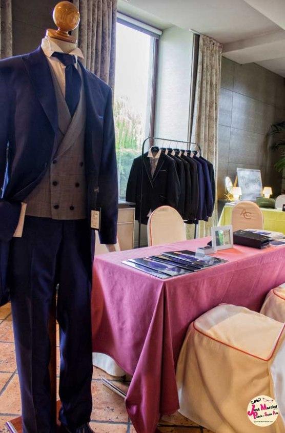 Duetto trajes de hombre_Just Married Market Palacio de Sta Ana