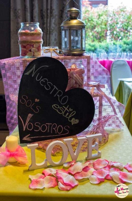 Momentos Wedding planner & events_Just Married Market Palacio de Sta Ana
