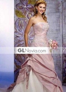 Vestidos de Novi_rosa