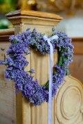 Decoración floral para bodas