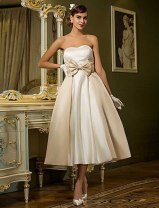 Vestido de Boda_Moderno y Chic_Corte Princesa_lightinthebox