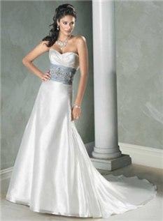 Vestido de novia_ boda_color gris