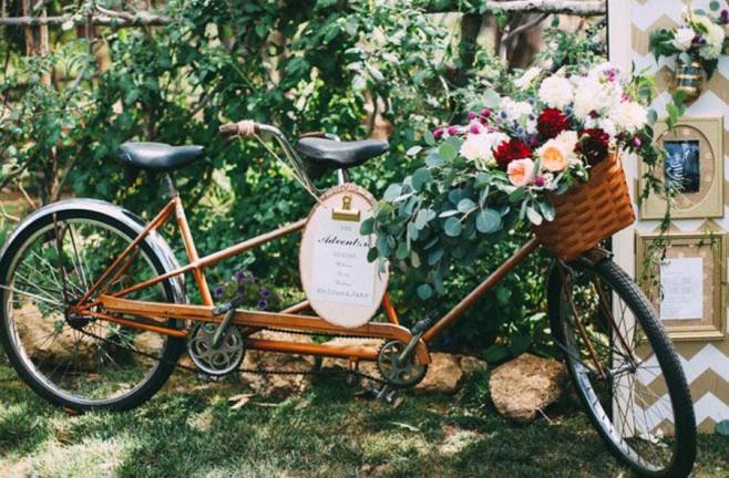 Bicicleta para dos_bodas