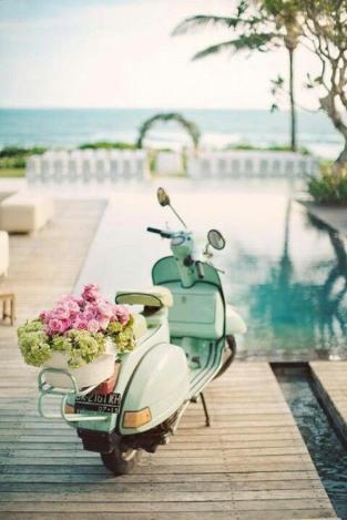 Moto vintage_por etsy