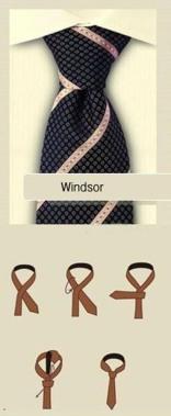 Nudo de corbata Windsor_por gentleman21