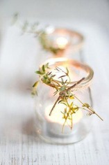 Velas con tarritos de cristal_bodas_diy