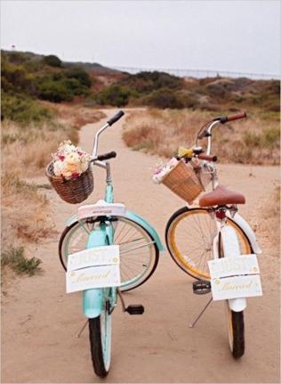 Bici para novios_bodas_ por weheartit