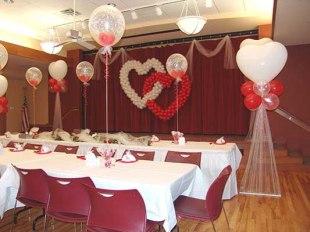 Globoescultura_decoración restaurante_bodas_globos_classy-balloon-wedding-decor