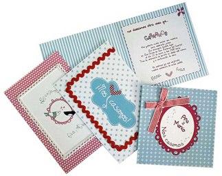 invitaciones de boda_blondas de papel_Just Married Market