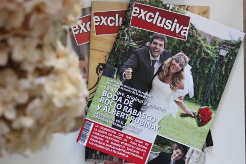 REVISTAS LA EXCLUSIVA