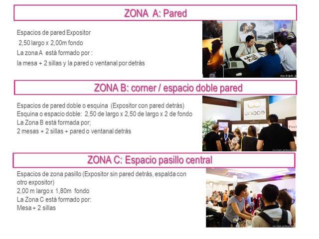 ZONA EXPOSITORES