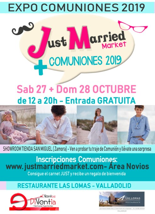 COMUNIÓN JUST MARRIED (1)