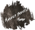 Logo Makeup Events Madrid