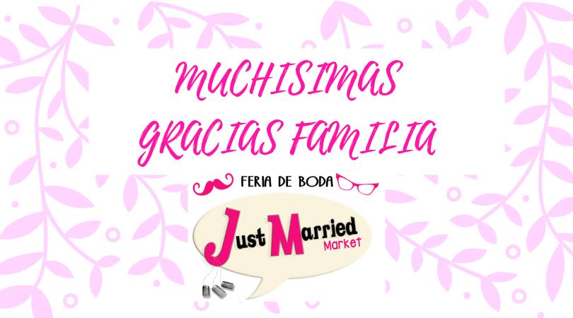 MUCHISIMAS GRACIAS FAMILIA